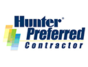 Hunter Preferred Contractor Logo